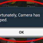 Sayangnya Kamera Telah Berhenti