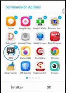 Tips Sembunyikan Aplikasi dan Game Android