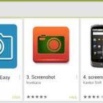 Aplikasi Screenshot untuk Smartphone Android