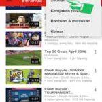 2 Cara Mudah Menghapus Riwayat Youtube di Android