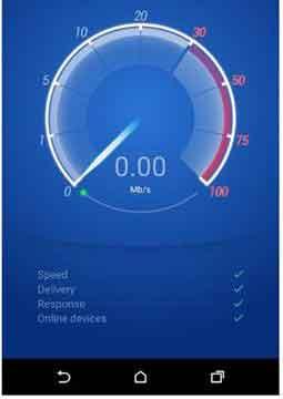 Mengetahui Kecepatan Akses Internet Smartphone