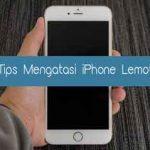 5 Cara Mengatasi Ponsel iPhone yang Sedang Lemot