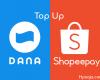 cara-top-up-shopeepay-lewat-dana,-tanpa-rekening-!